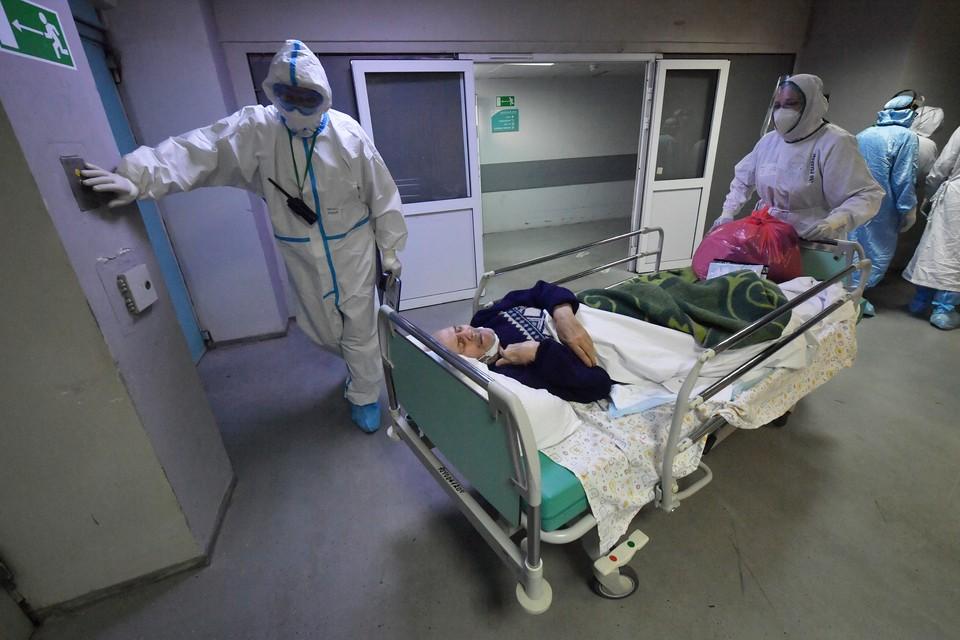 За минувшие сутки 136 пациентов заболели, а выздоровели – 60.