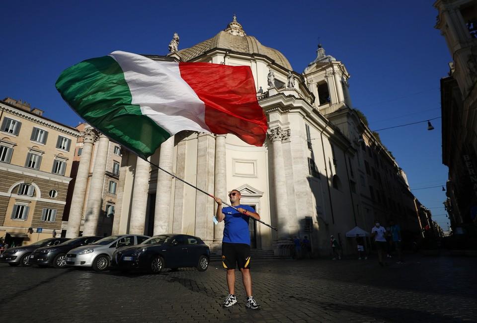 Италия допускает, что российские туристы смогут посещать республику уже в сентябре 2021