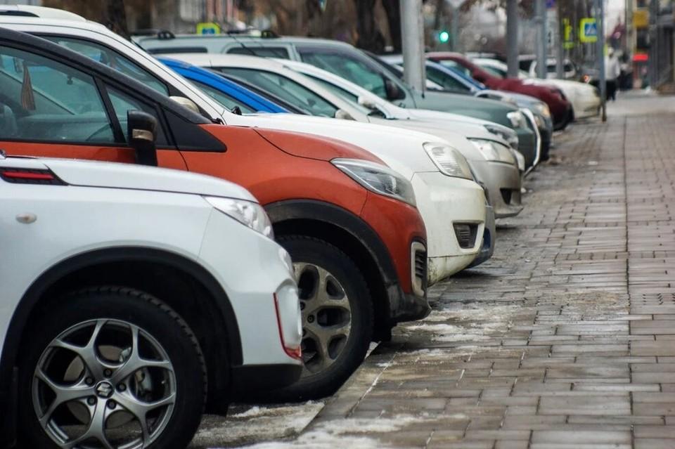 Самарцы предпочитают покупать не новые, но престижные машины