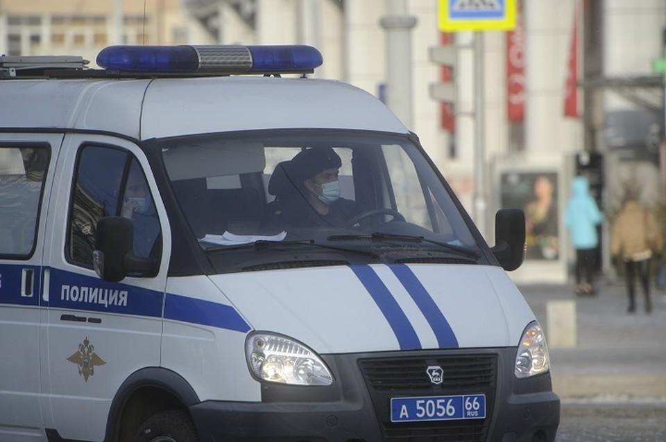 Розыском школьницы занимается полиция Екатеринбурга