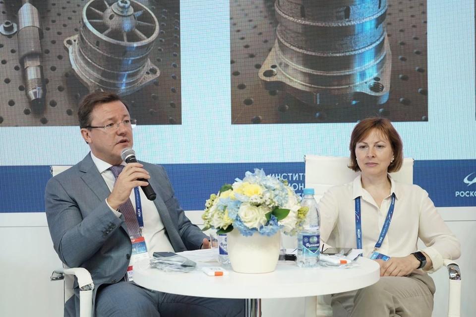 Самарский региона располагает необходимой научной базой для развития частной космонавтики. Фото: правительство Самарской области