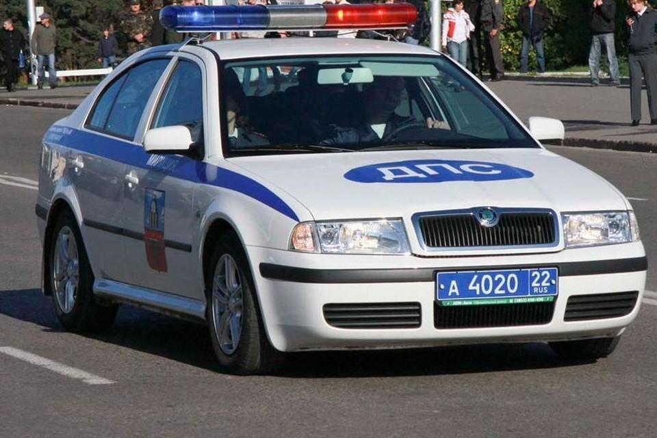 По факту аварии полицейские проводят проверку
