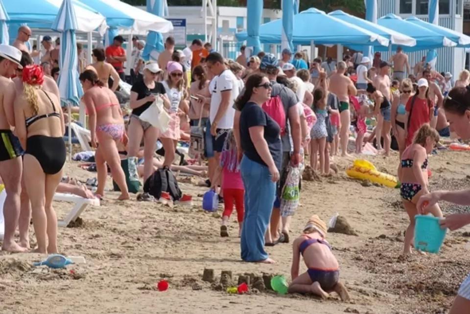 Погода на 21 июля 2021 года в Анапе: даже в Черном море теплее, чем на суше