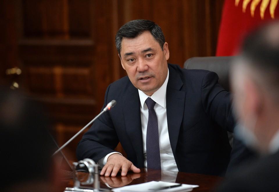 Глава государства встретится с депутатским корпусом.