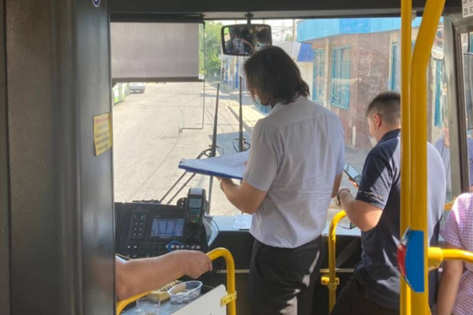 Перевозчиков накажут за «бани на колесах». Фото: сайт администрации Ростова