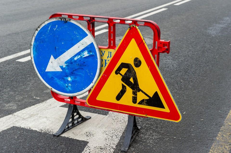 В Петербурге с 22 июля начнется массовый ремонт дорог