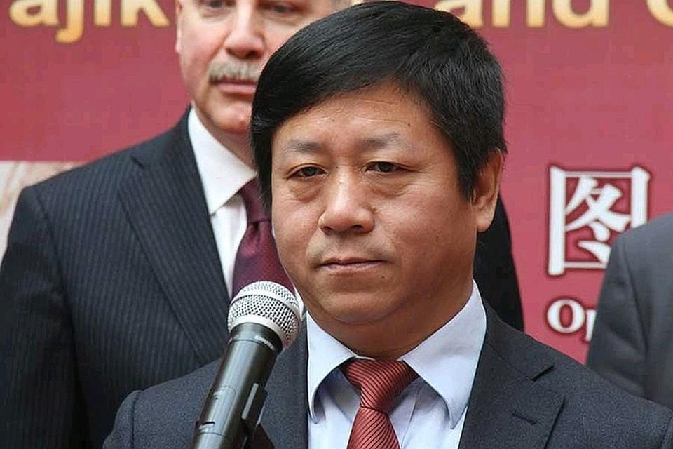 Посол КНР в России Чжан Ханьхуэй