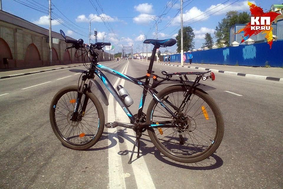 В Тверской области 27 велосипедистов пострадали в ДТП