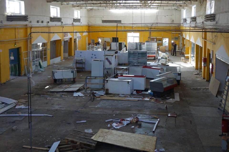 Возводить новый павильон будут за счет кредитов и средств «Центрального рынка». Фото: admkirov.ru