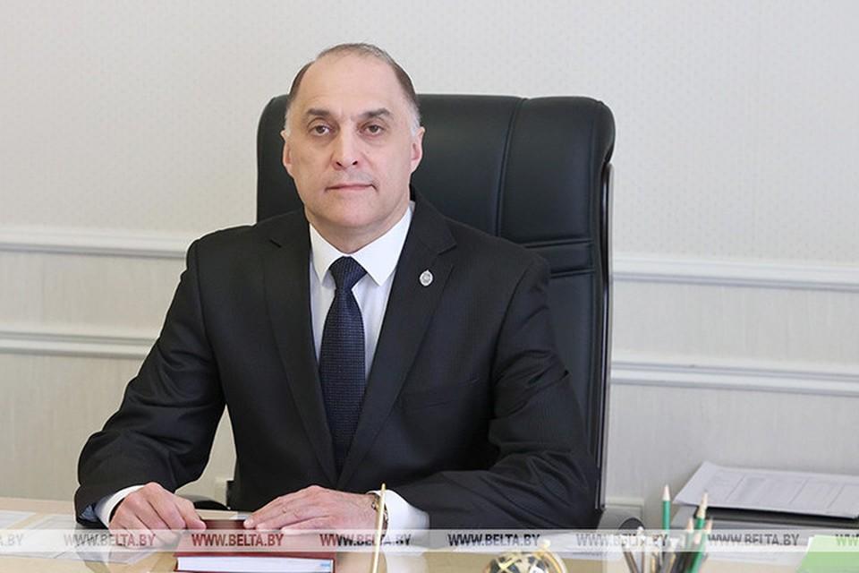 Лукашенко назначил госсекретаря Совбеза своим уполномоченным представителем в Гродненской области. Фото: БЕЛТА