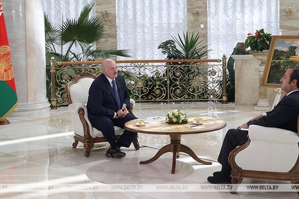 Лукашенко рассказал, о чем говорил с Путиным в Санкт-Петербурге. Фото: БЕЛТА
