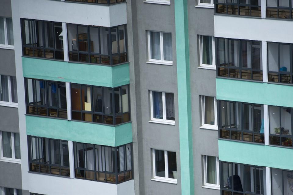 С начала года в Кировской области из окон выпали девять детей.