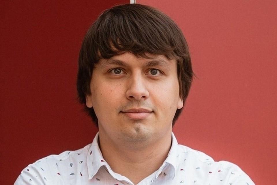 Главного редактора «Нашай нiвы» Егора Мартиновича перевели в СИЗО на Володарского. Фото: jahor.marcinovich / Facebook