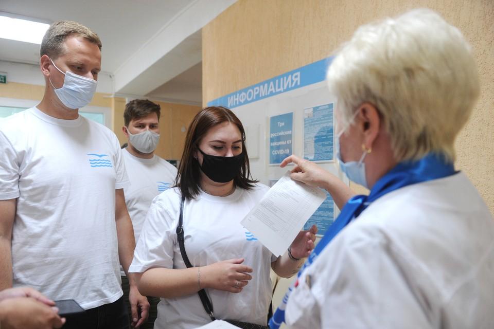 Рост заражений коронавирусом произошел в Петербурге 22 июля