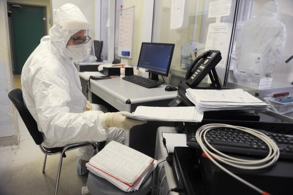 В Ростовской области коронавирусом заразились еще 355 человек