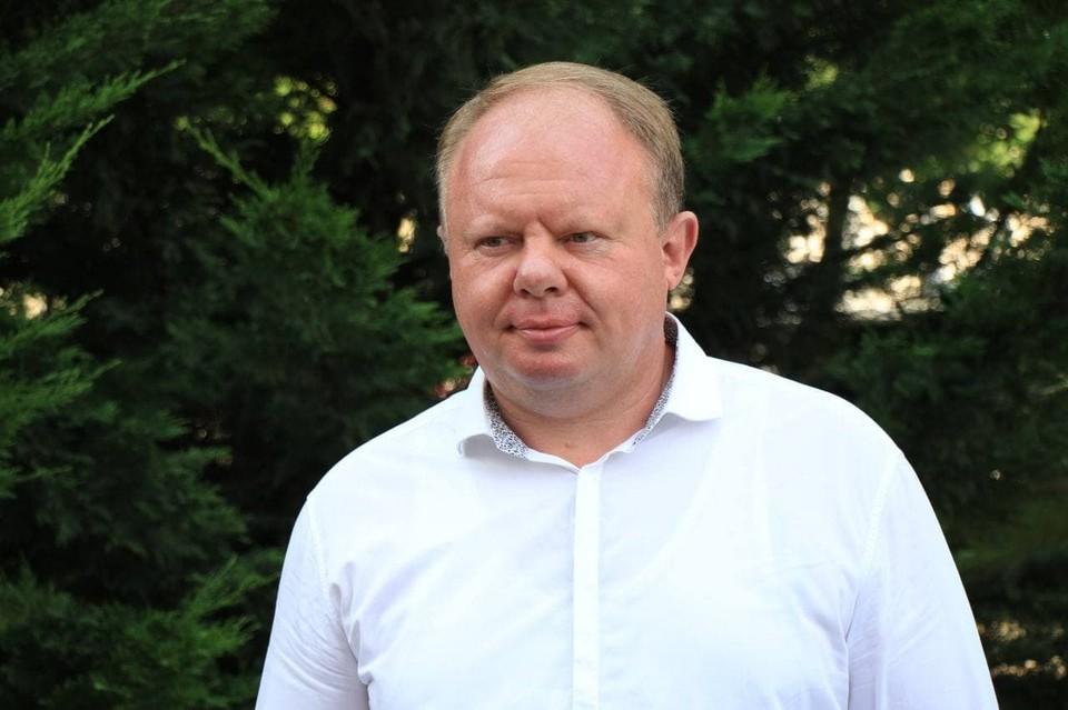 Алексей Черняк. Фото: личный архив.