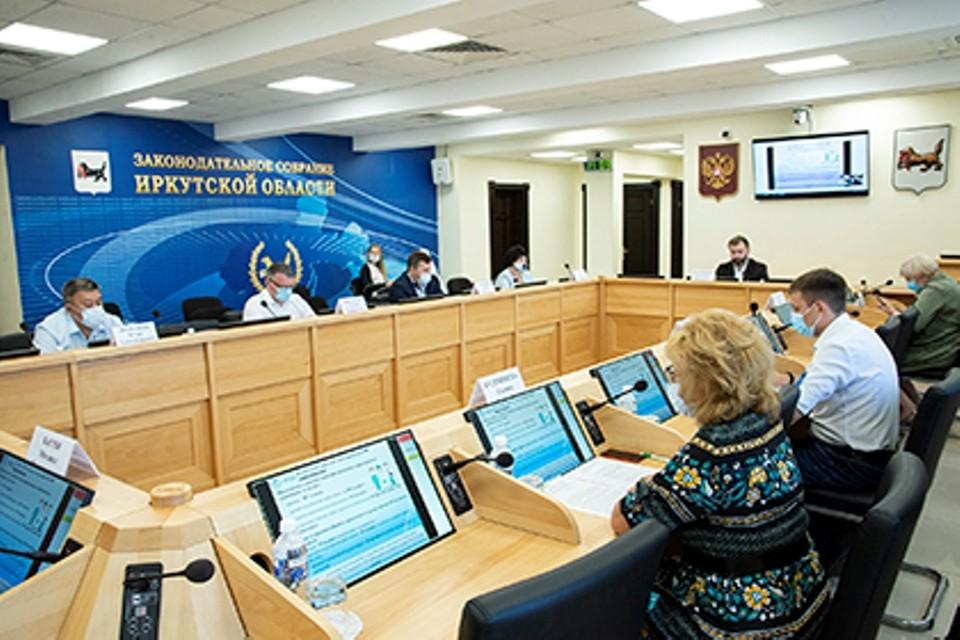 Депутатский штаб проел 22 июля.