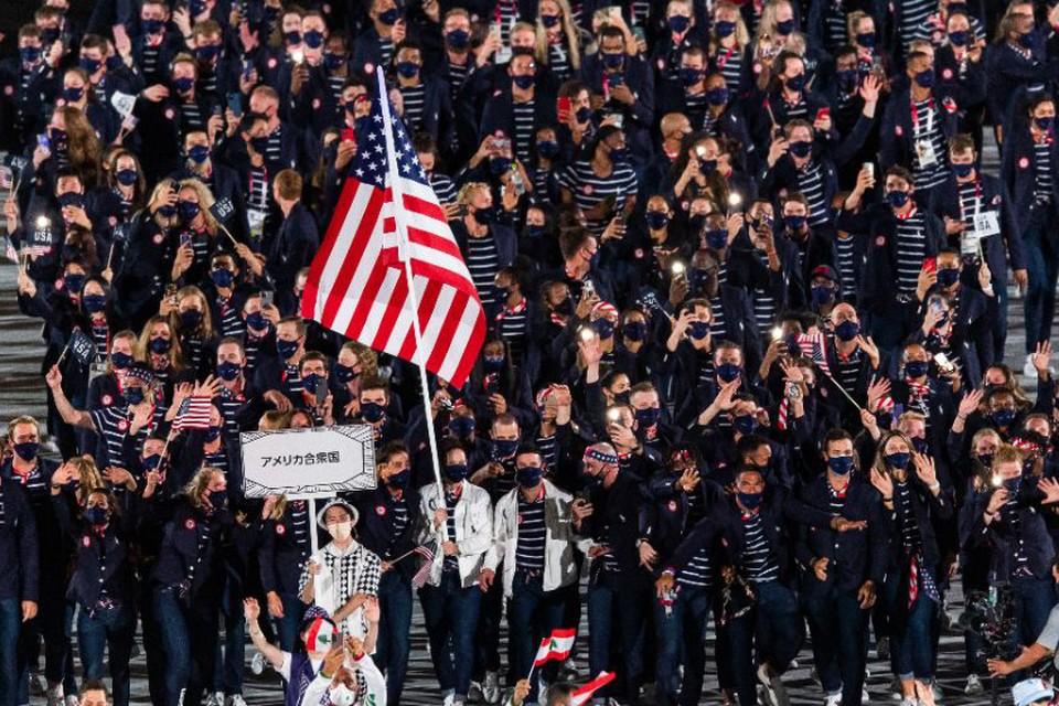 Сборная США не смогла завоевать медалей в первый день Олимпиады в Токио.