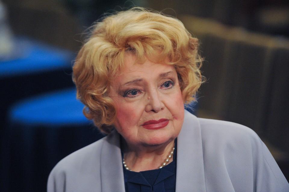 Президент МХАТа Татьяна Доронина