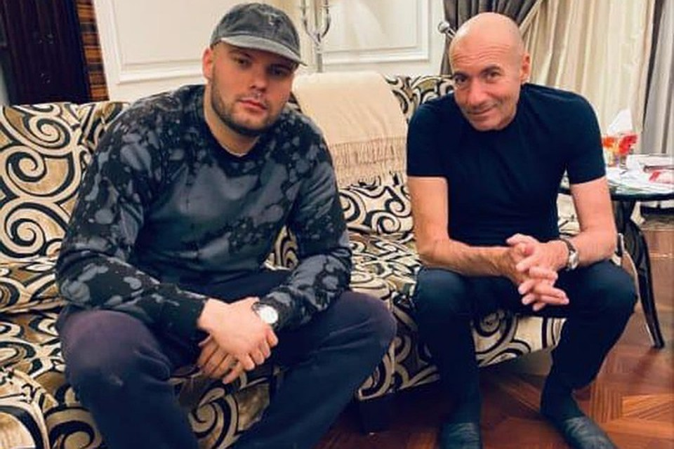 Яков Крутой, сменивший отчество и фамилию в 28 лет, поздравил композитора с днем рождения в общем семейном видео