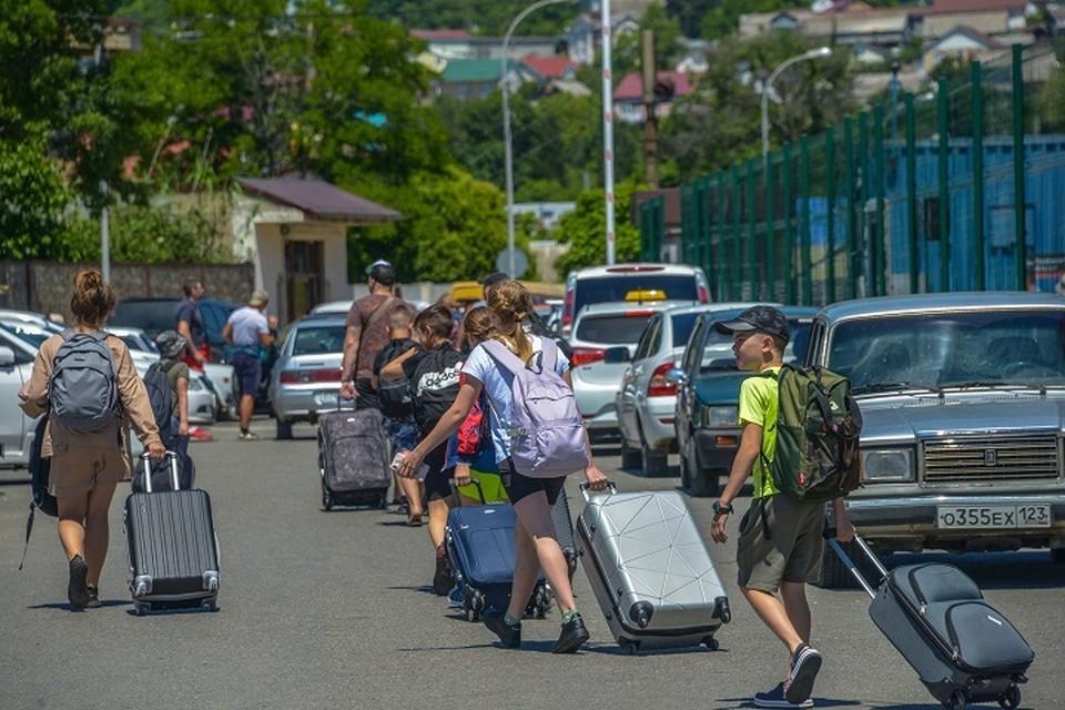 Туристы обязаны соблюсти определенные правила