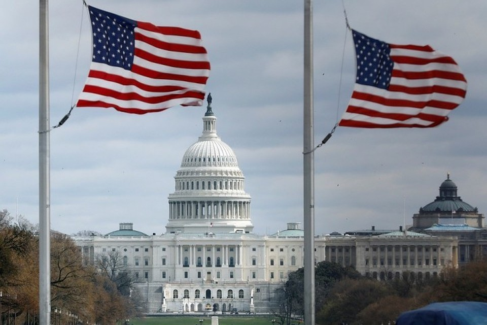 Конгресс США принял законопроект, затрагивающий «Северный поток — 2»