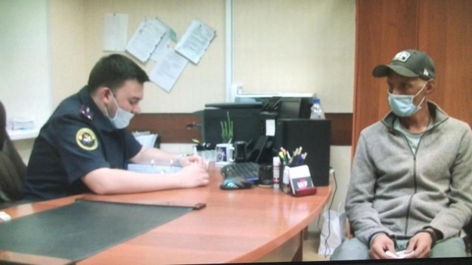 Соболев уже во всем сознался. Фото: СУ СКР по Волгоградской области.