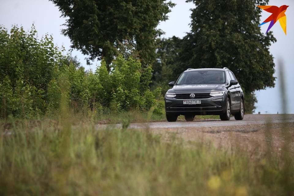 Проверили машины даже на дорогах глухого леса
