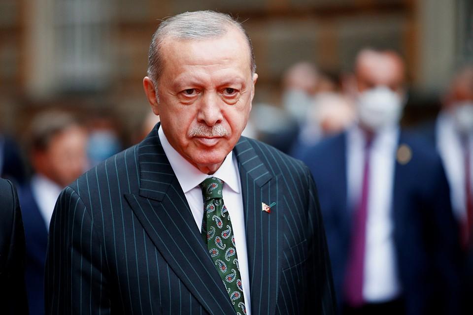 Турецкая оппозиция утверждает, что лидер страны активно использует статью об оскорблении президента для борьбы с несогласными