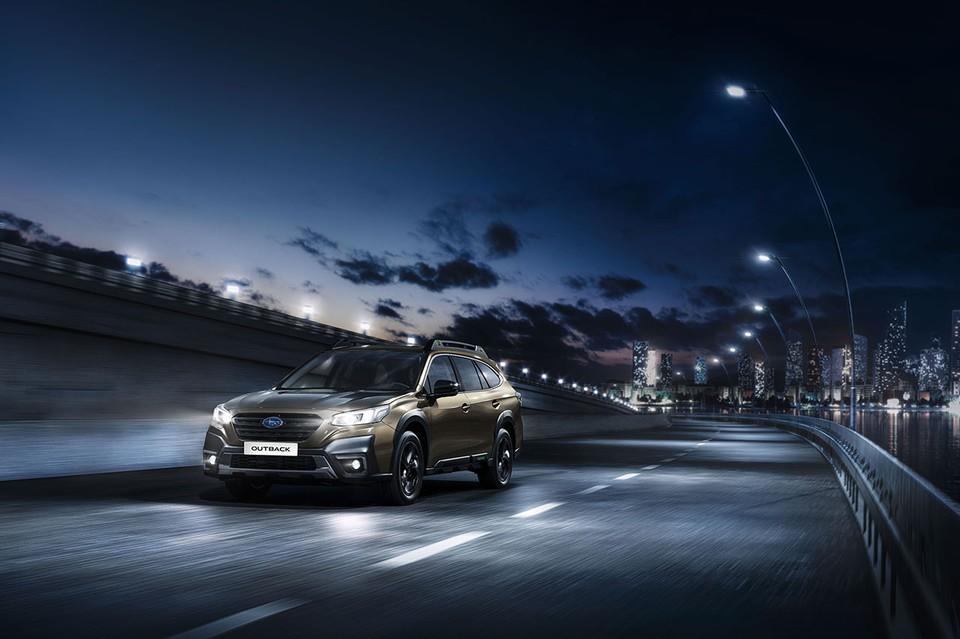 Фото: Subaru