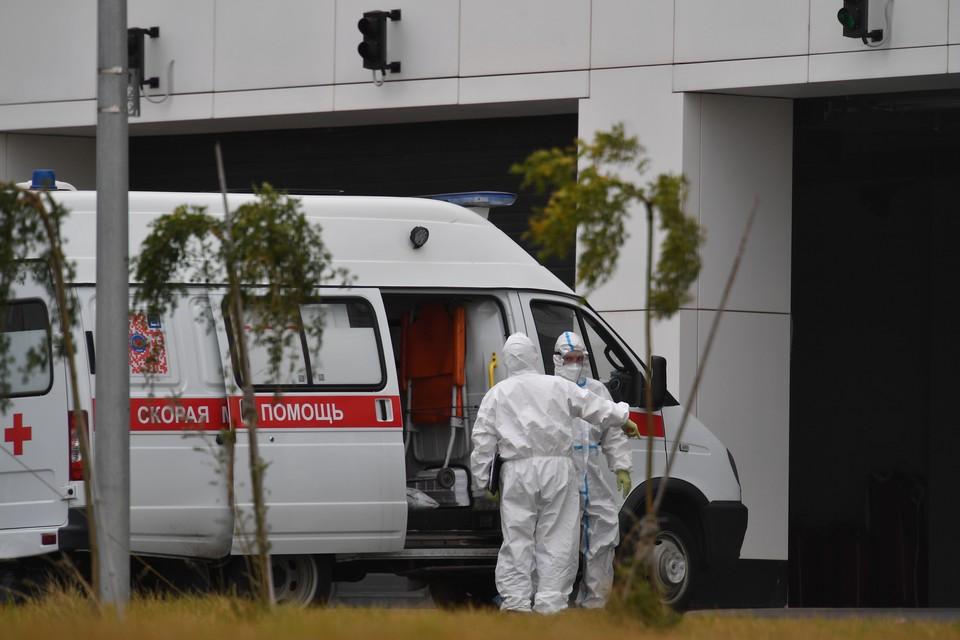 Всего с начала пандемии в Белгородской области коронавирусом заболели 49237 человек.