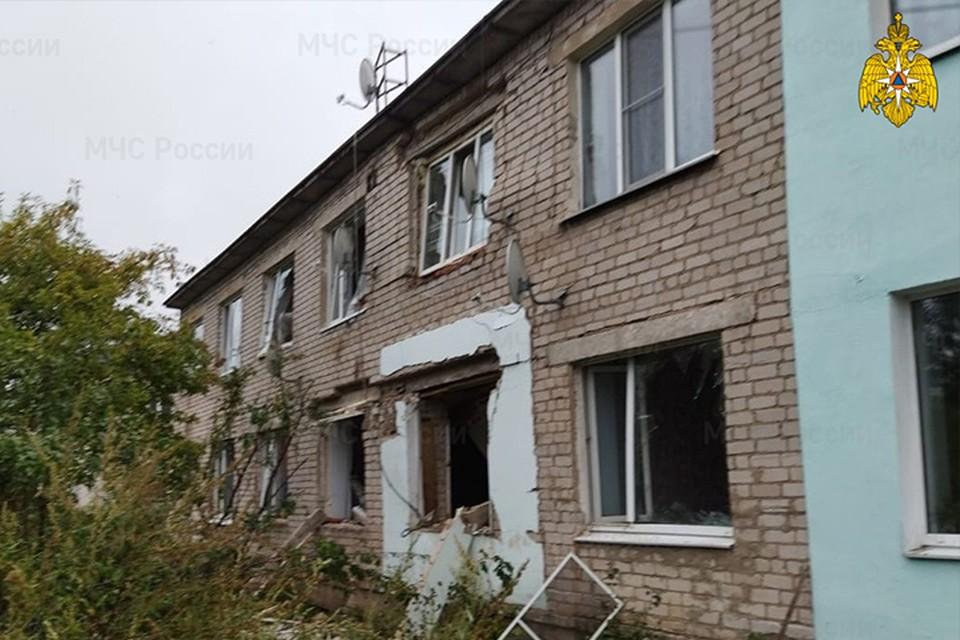 В результате ЧП погибла женщина Фото: ГУ МЧС России по Тверской области