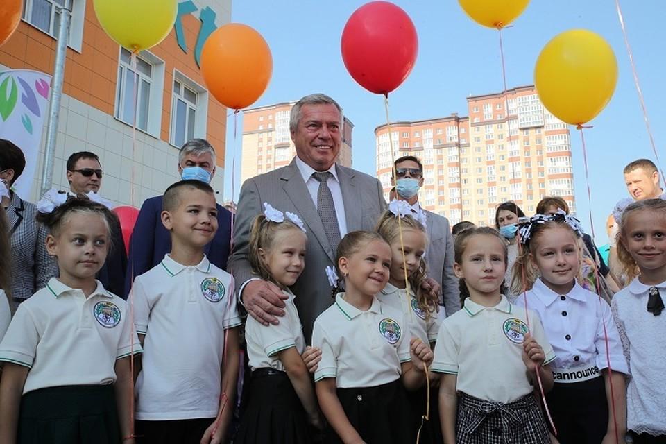Новые школы открыли еще в пяти городах и районах Дона. Фото: сайт правительства РО