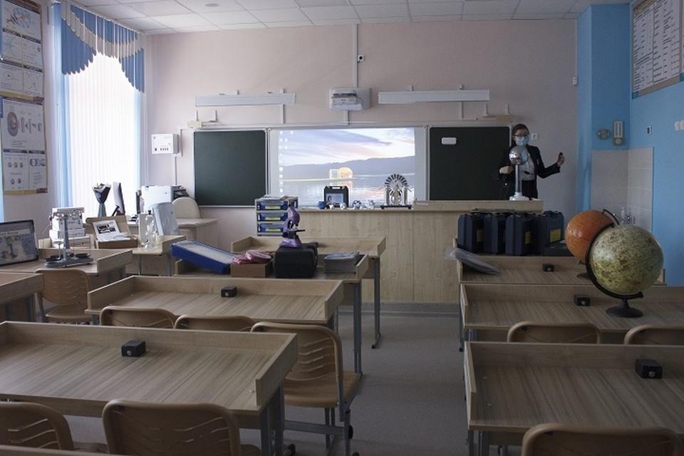 1 сентября в гимназии и лицее прошли церемонии торжественной установки табличек «Школа «Большой перемены»