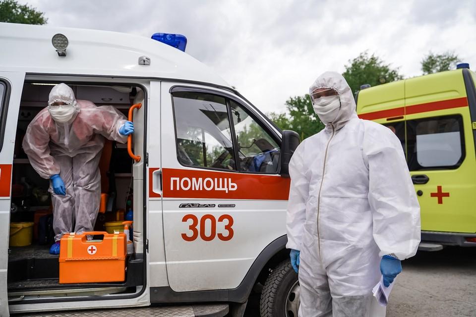 В Самарской области 443 новых заразившихся