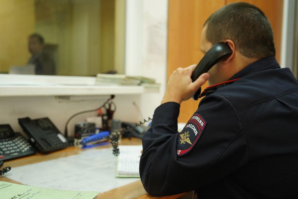 Отдел полиции «заминировали» по телефону