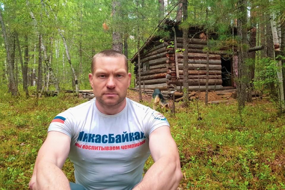 Евгений Александров чудом остался жив. Фото: личный архив Евгения Александрова.