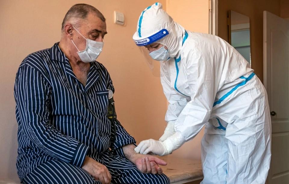 бщее число заболевших с начала пандемии в Пермском крае - 88 707.
