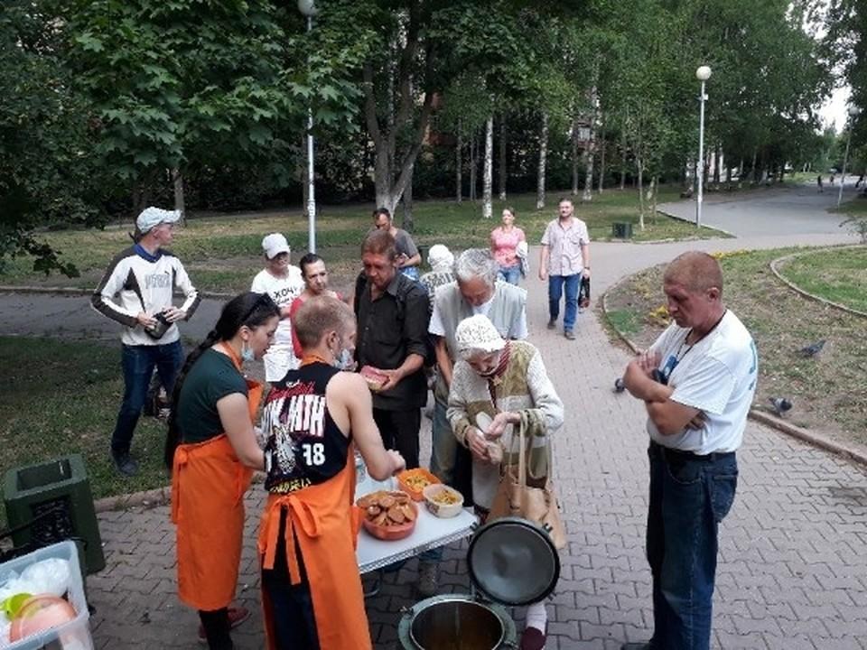 Фото: Пища Жизни Вологда   Благотворительный фонд