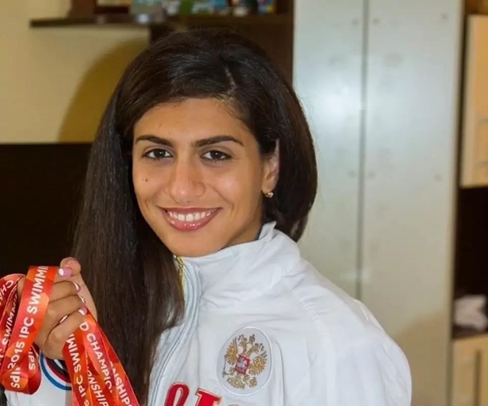 Она бронзовый призер Олимпийских игр в Лондоне. Фото: пресс-служба Минспорта РК
