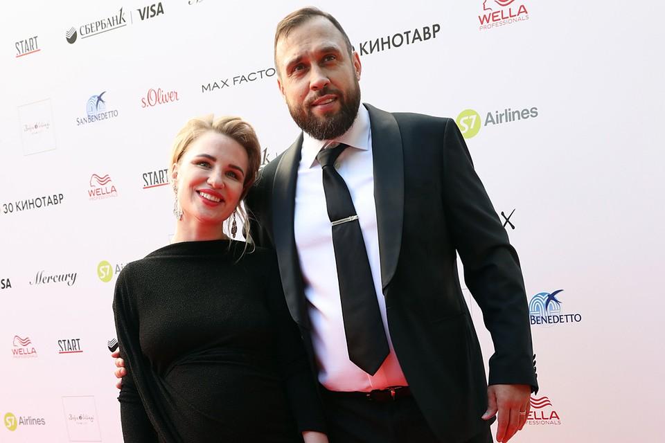 Валерия Гай Германика и бизнесмен Денис Молчанов