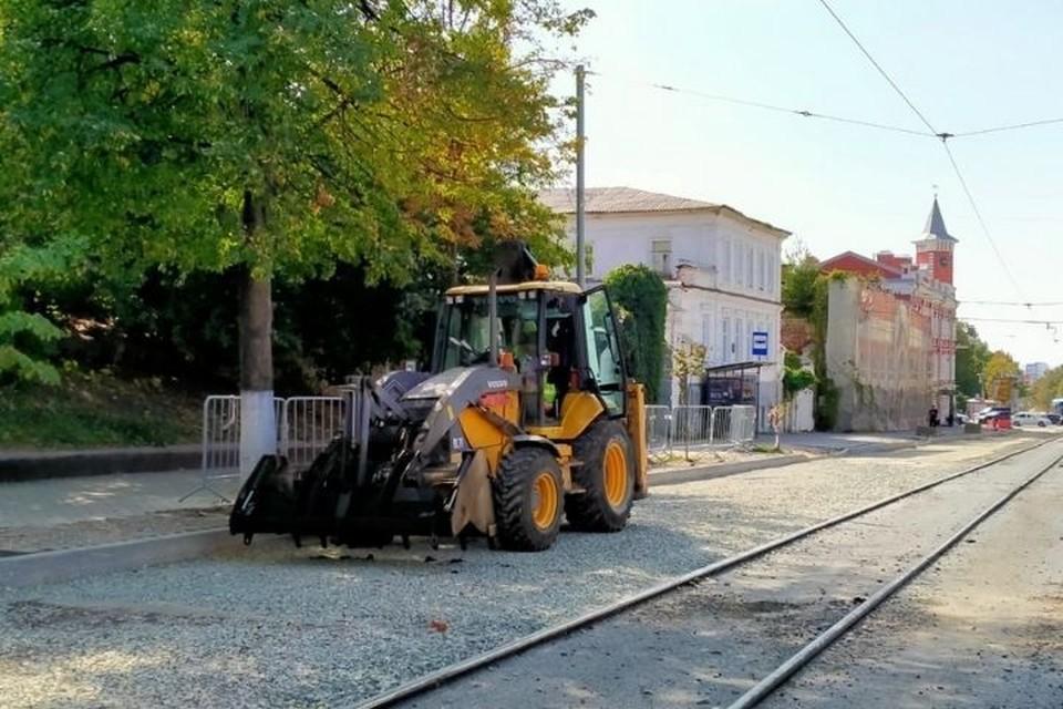 Ограничение движения трамваев будет действительно с 8.00 4 сентября до 23.00 5 сентября. Фото: ulmeria.ru