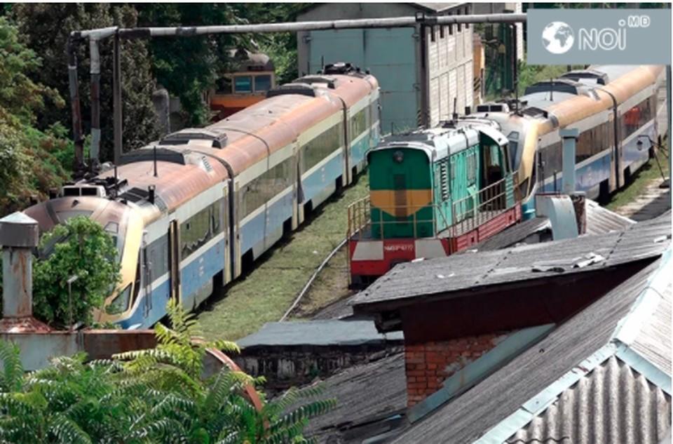 """У госпредприятия """"Железная дорога Молдовы"""" есть достаточное число вагонов, чтобы в кратчайшие сроки запустить маршруты в любом направлении. Фото:noi.md"""