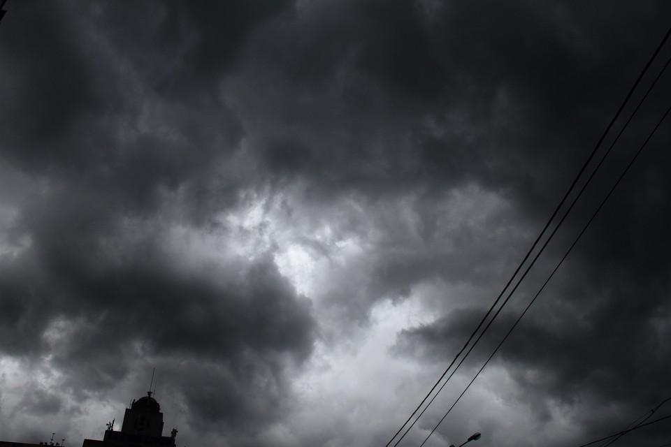 Подобный тайфун ранее ожидали в Приморье из Китая