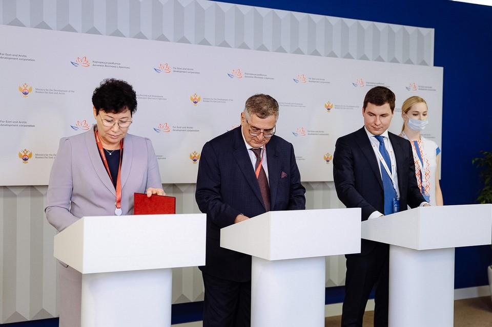 Все проекты, представленные инвесторами, важны для развития экономики Амурской области Фото: Правительство Амурской области