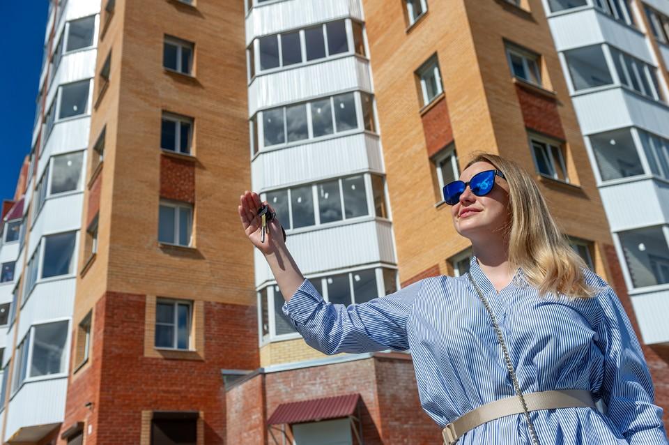 Петербуржцы резко перестали брать ипотеку.