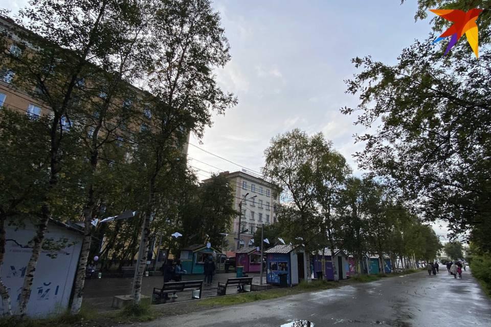 В Мурманской области 3 сентября будет сильный ветер.