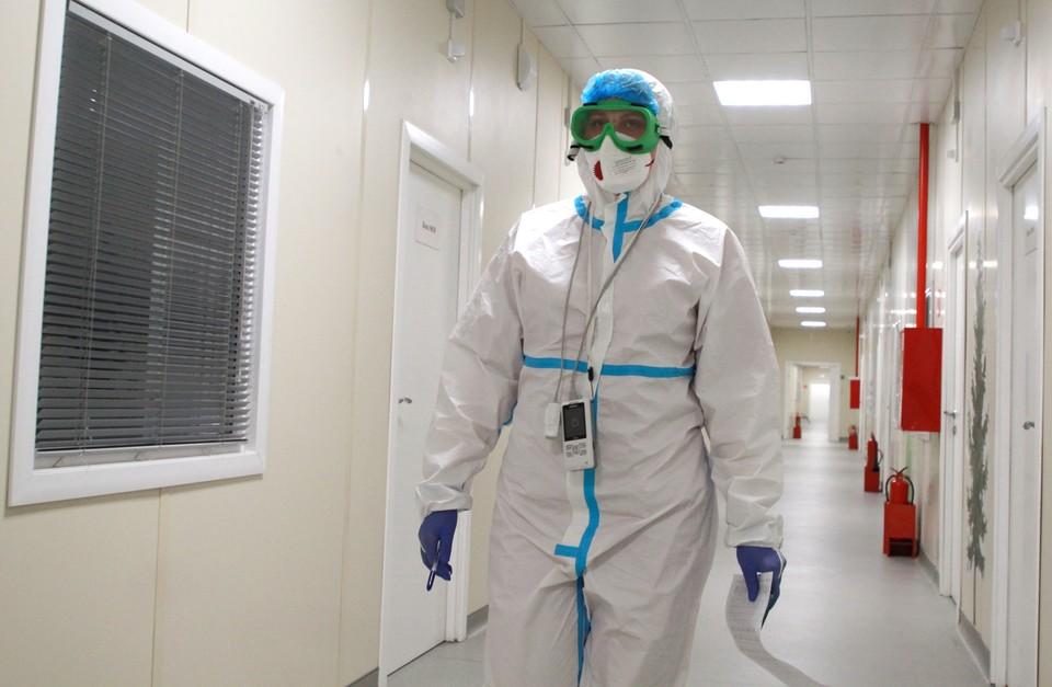 Актуальные данные по коронавирусу в Волгоградской области на 3 сентября