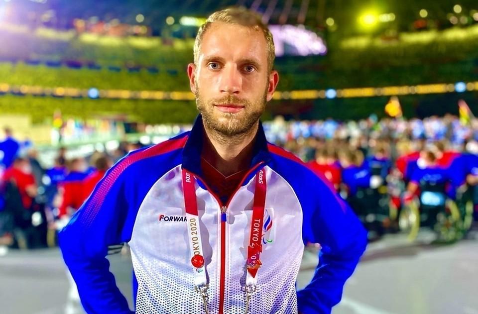 Александр Работницкий уступил лишь спортсмену из Великобритании. Фото: минспорт Омской области