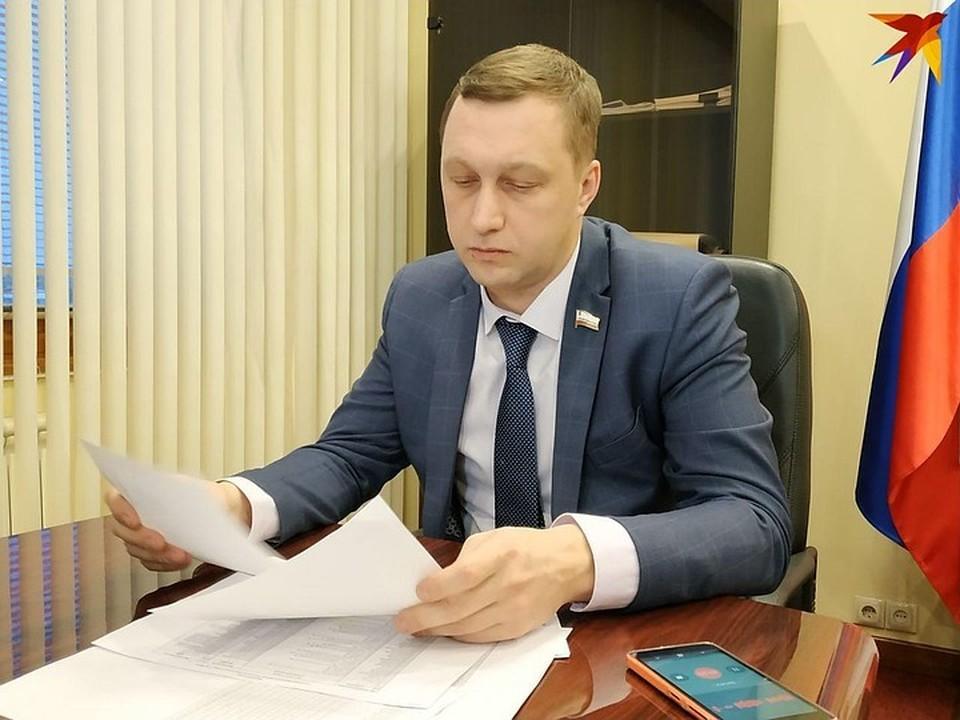 Роман Бусаргин